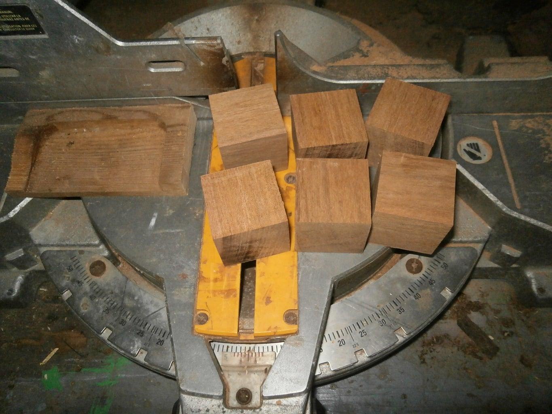 Cutting Blocks
