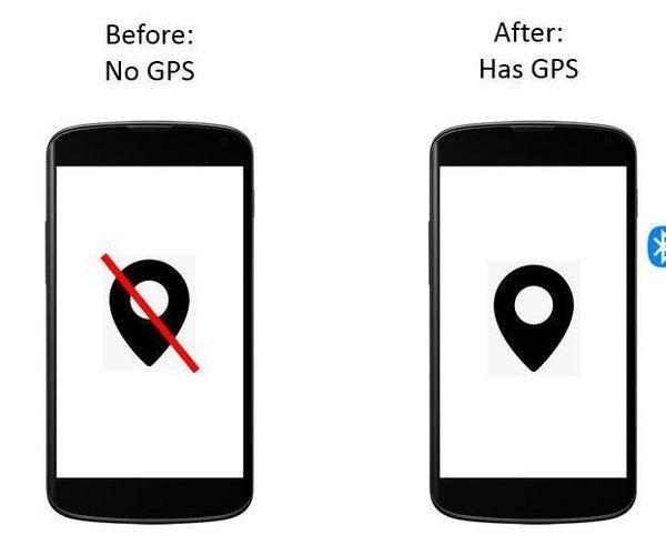 Setup for External Bluetooth GPS Provider