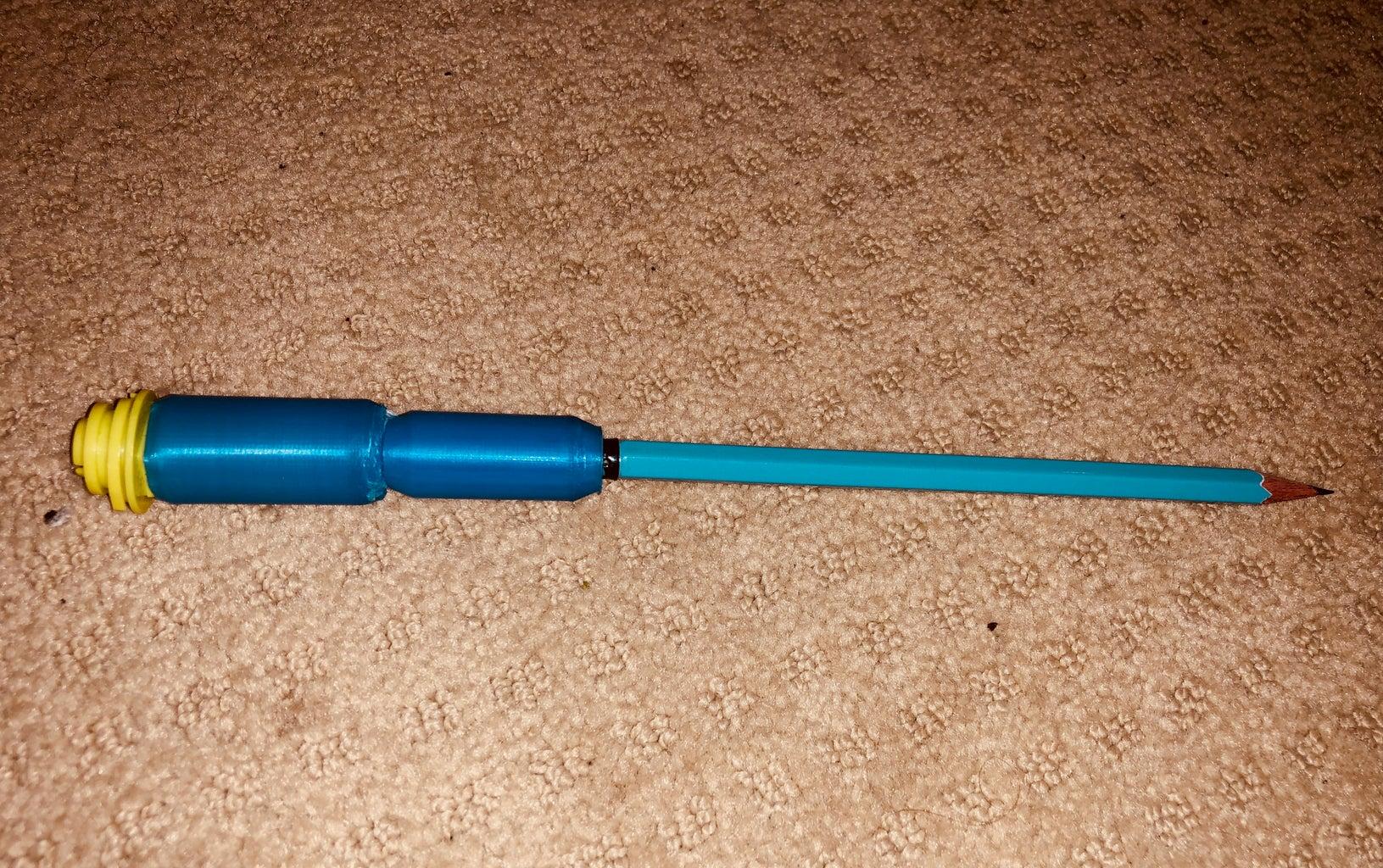 The Life Lasting - (X) Pencil