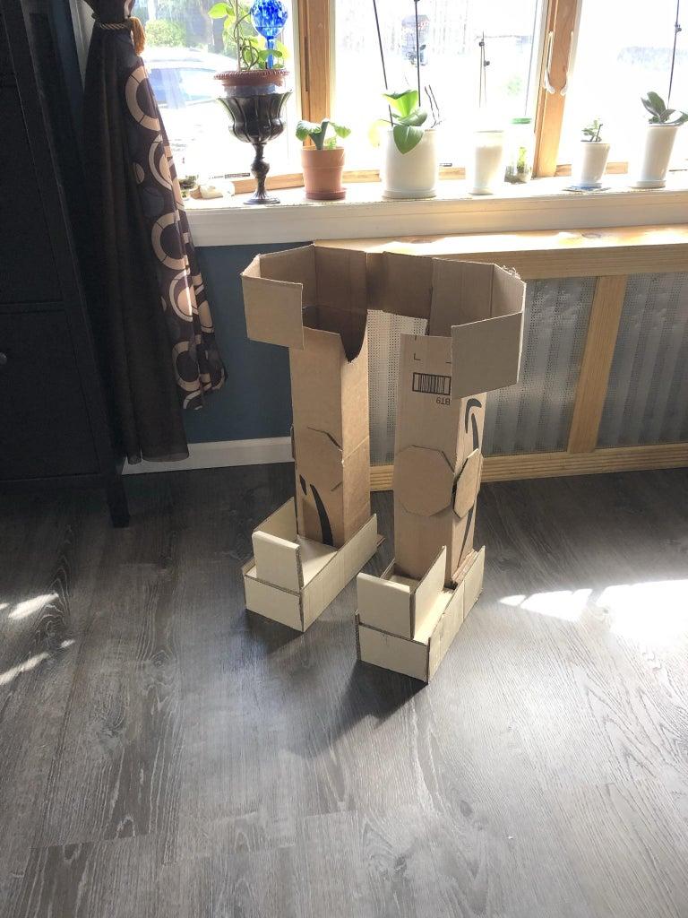 Power Loader Legs