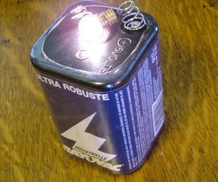 6v Railroad Lantern Battery Emergency Lighting
