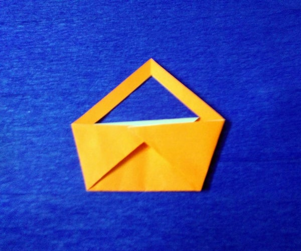 How to Make Origami Basket
