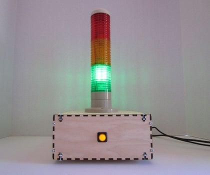 Raspberry Pi Internet Monitor