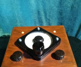 """A Steampunk Internet Radio: """"The Cube"""""""