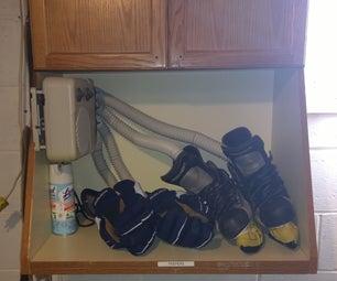 Hockey Drying Station