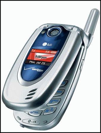 Add ringtones to a verizon lg vx5200 phone for free