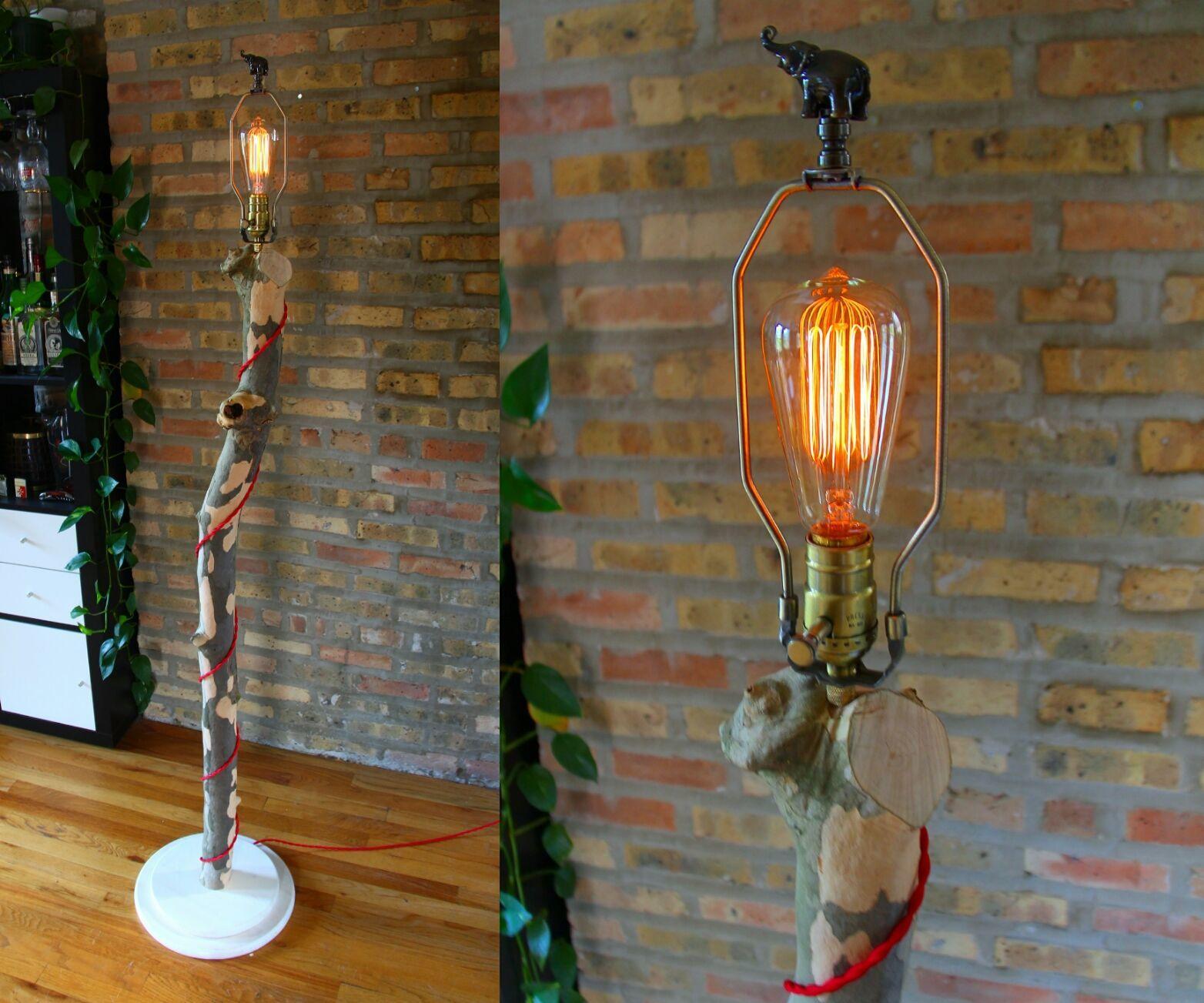 Sycamore Branch Floor Lamp