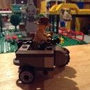 Lego Motorcycle Side Car