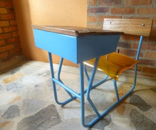 Ye Old Student Desk