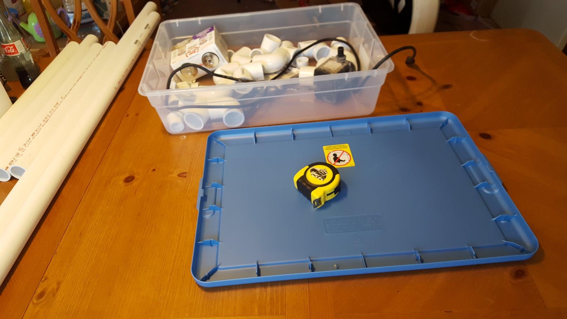 Materials and Setup