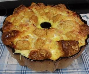 Breakfast in a Bundt Pan