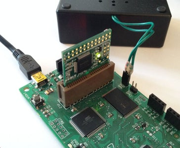 Programming the Project Board