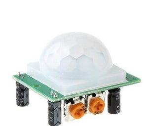 Raspberry Pi Motion Sensor IFTTT