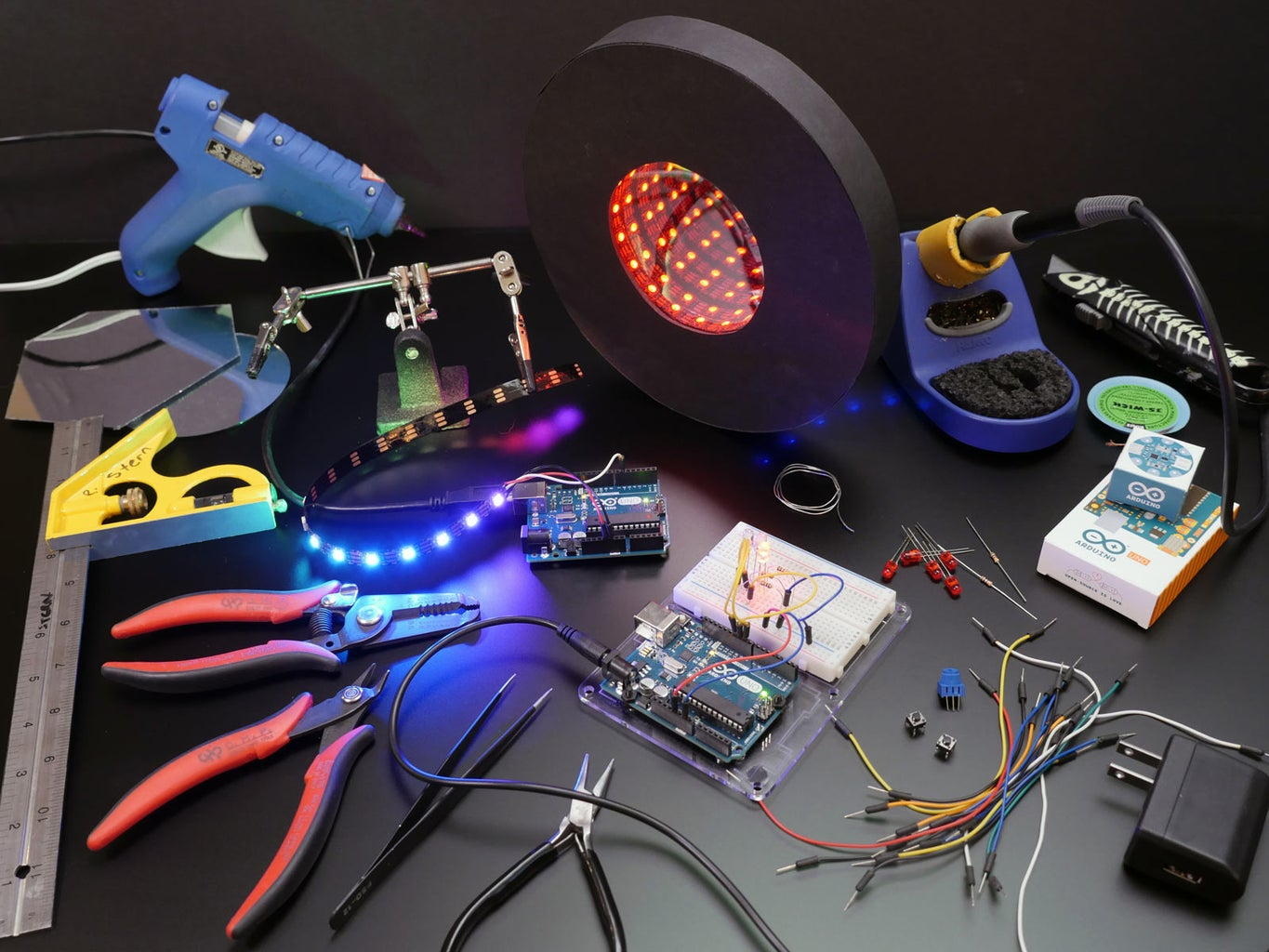 Tools and Materials for Arduino