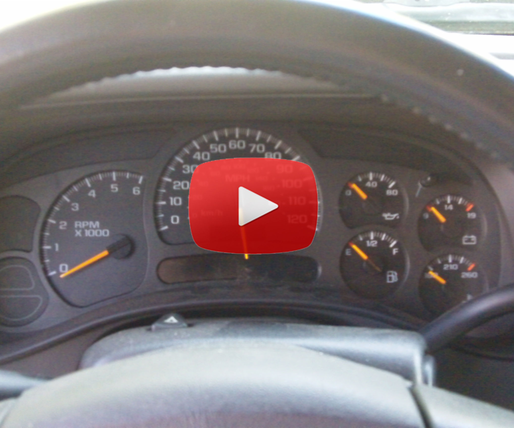 DIY: Finally! How To Repair a GM Instrument Cluster At Home - Speedometer And All Gauges.  For Silverado, Tahoe, Yukon, Suburban, Sierra, H2, Avalanche and other 2003, 2004, 2005 and 2006 Chevrolet GM vehicles.