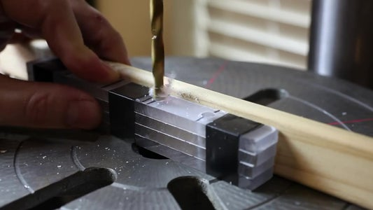 Create the Electrode Bars