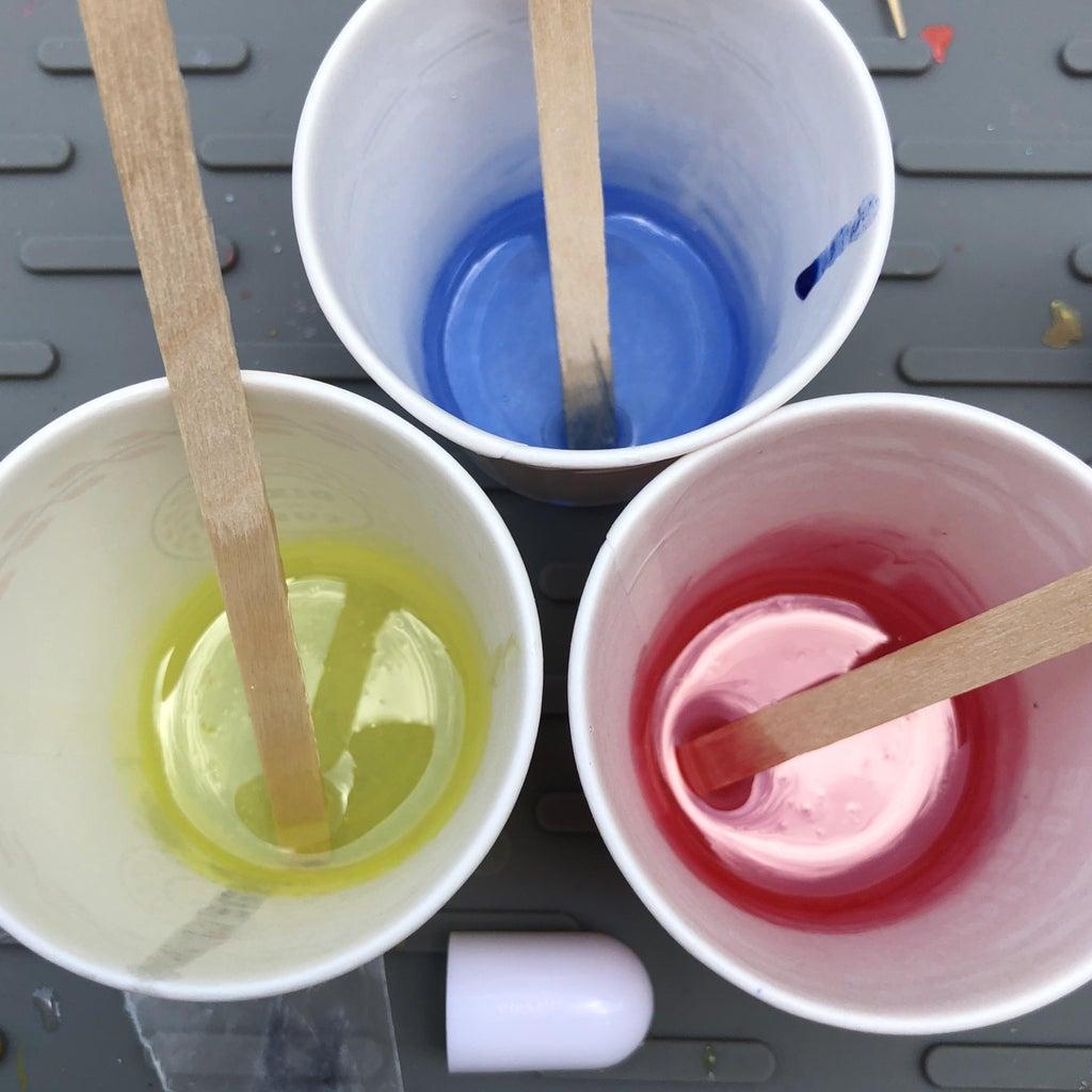 Increasing Color Intensity