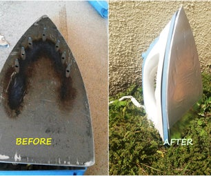 Give Your Old Cloth Iron a New Life