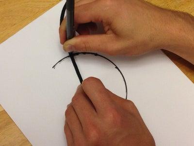 Draw the Circle.