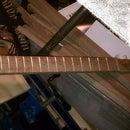 (CBG) Cigar Box Guitar......Fretting