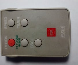 Reuse Unwanted Infrared Remote Control to Shutdown and Reboot Raspberry Pi