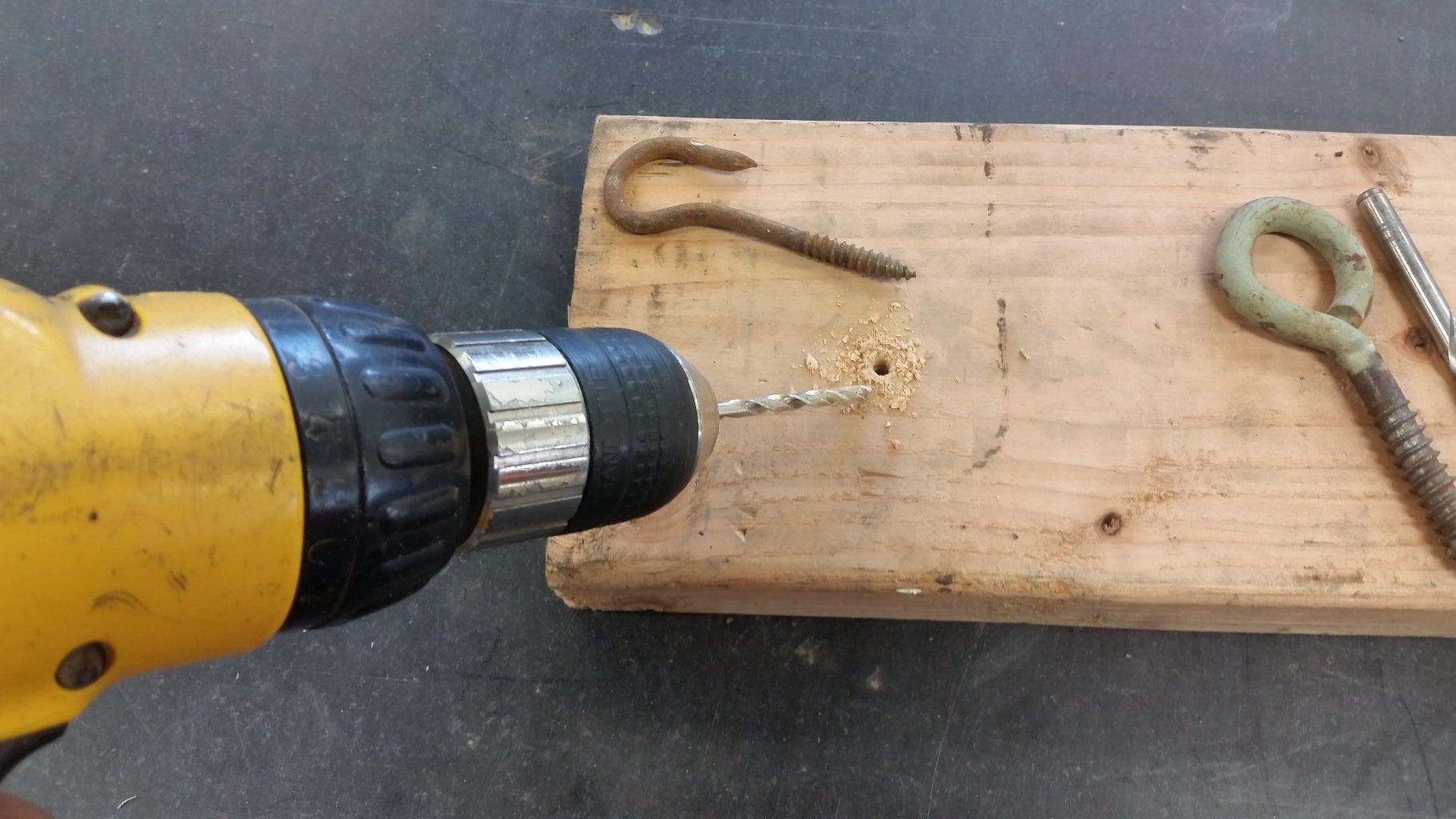Shop Cheats: Hook and Eye Driver