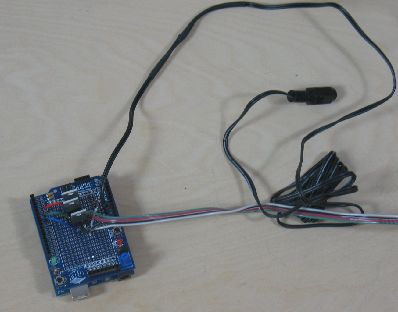 Wiring and Programming