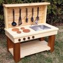 废木泥厨房