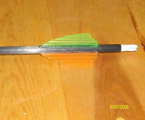 Fletch Your Own Arrows