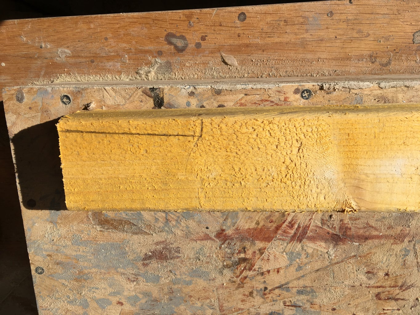 Trimming the Battens Part 1