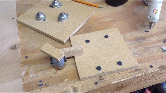 Adding Vibrator Motor