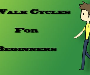 A Guide to Walk Cycles in Flash CS5 for Beginners