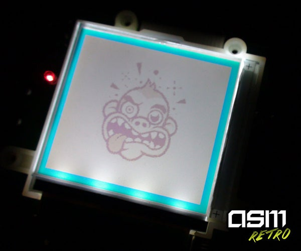 Gameboy Backlight: How to Backlight a Game Boy (DMG)