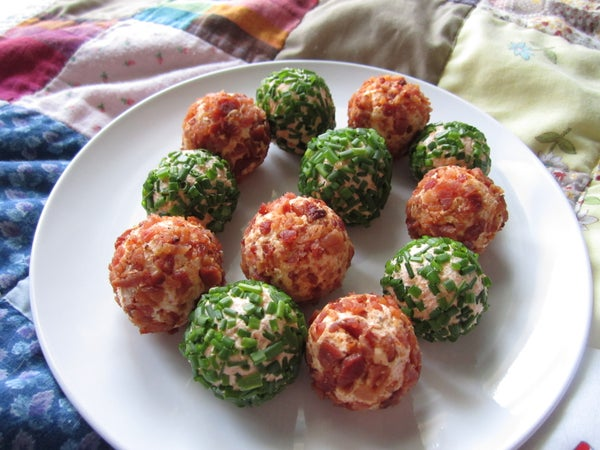 Mini Cheese Balls