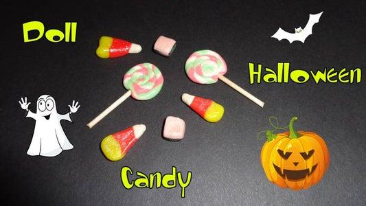 Miniature Halloween Candy