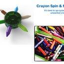 Crayon Spin & Mix