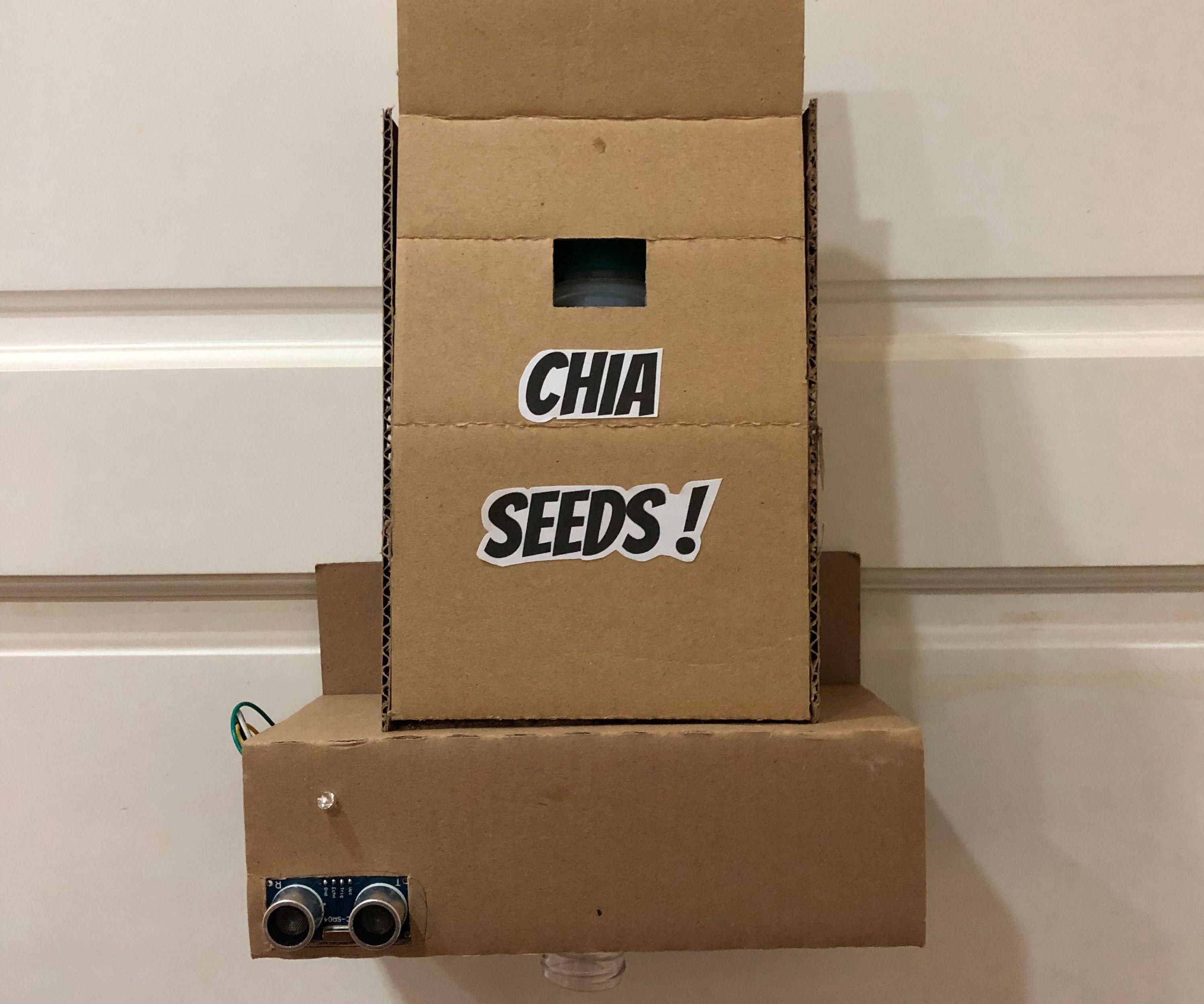 Automatic Chia Seed Machine