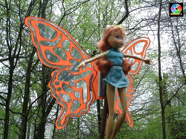 Remote Control Animatronic....fairy :)