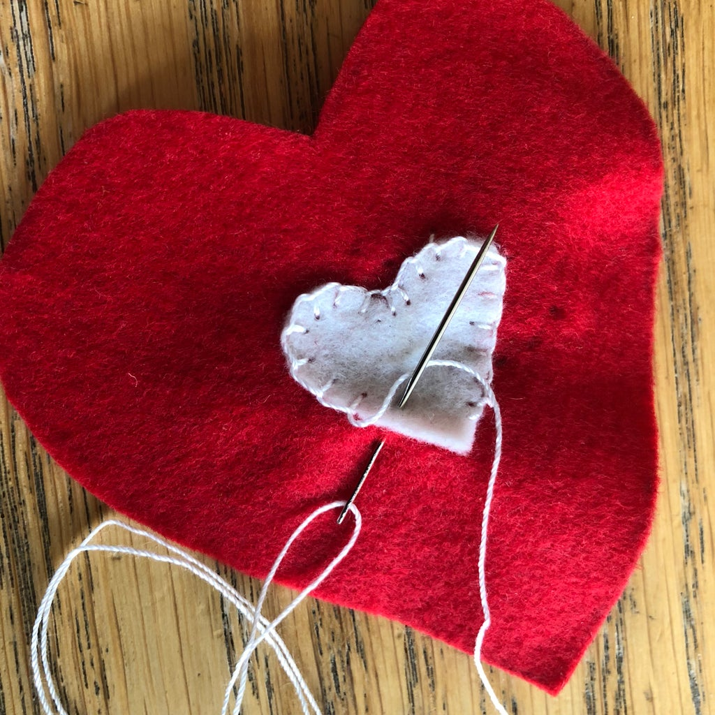 Attach the White Heart