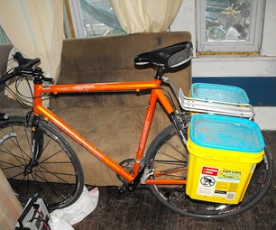 YALPS: Yet Another Litter-Based Pannier System