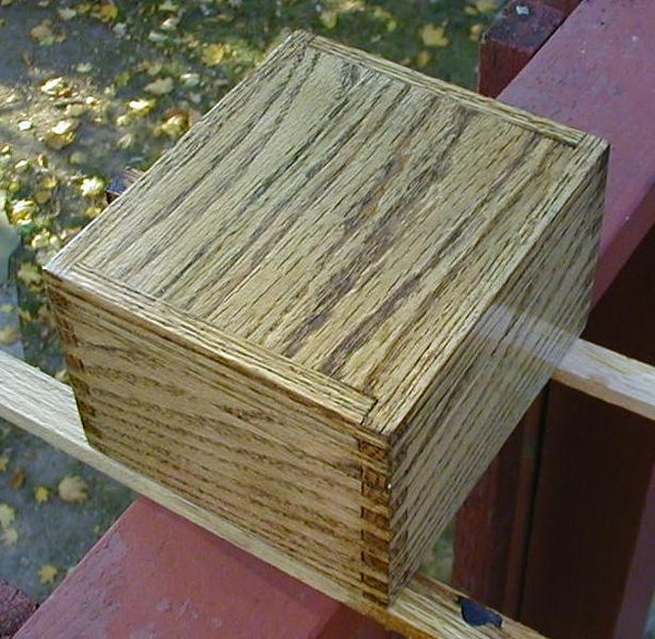 How to Make a Box Joint Box