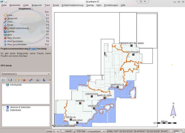 Make Your Own Maps for GPS and PC for Free