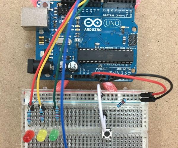 Arduino Reaction Timer