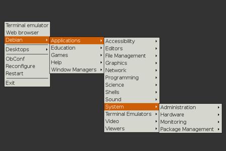 Using Your New GUI Desktop