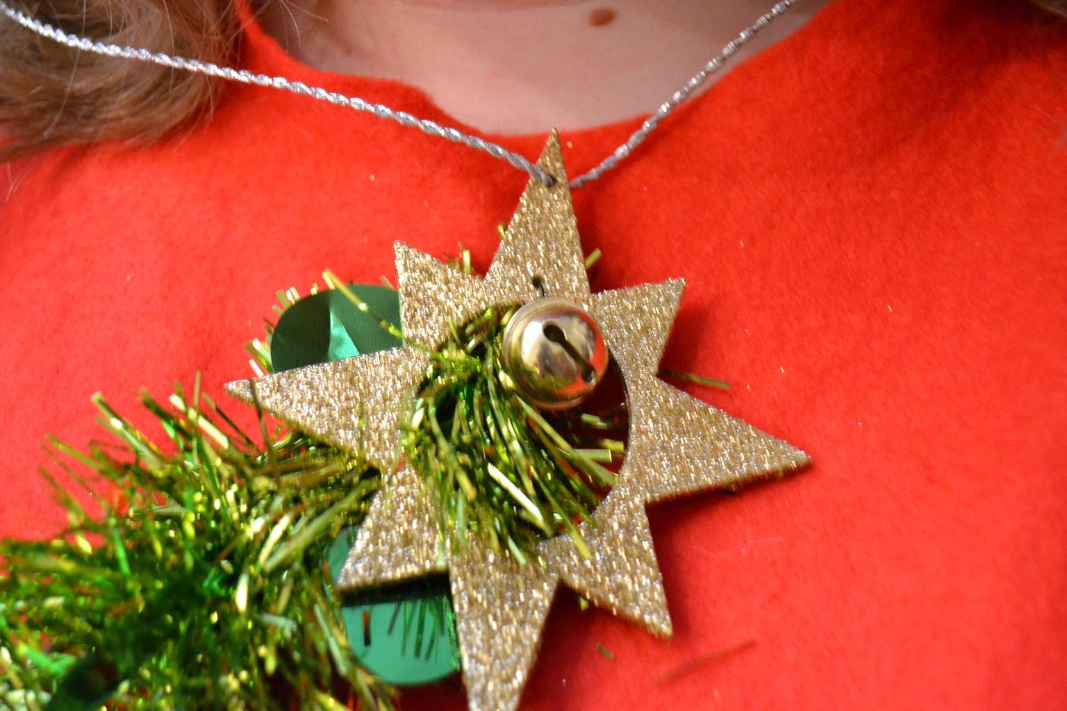 Make a Star Necklace