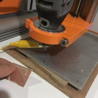 Make a Tool Length Sensor for Stepcraft 2 CNC