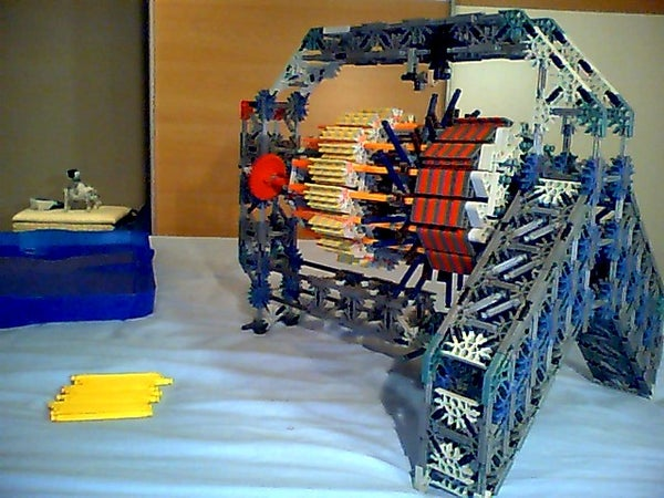 The Ultimat Machine Gun of Knex