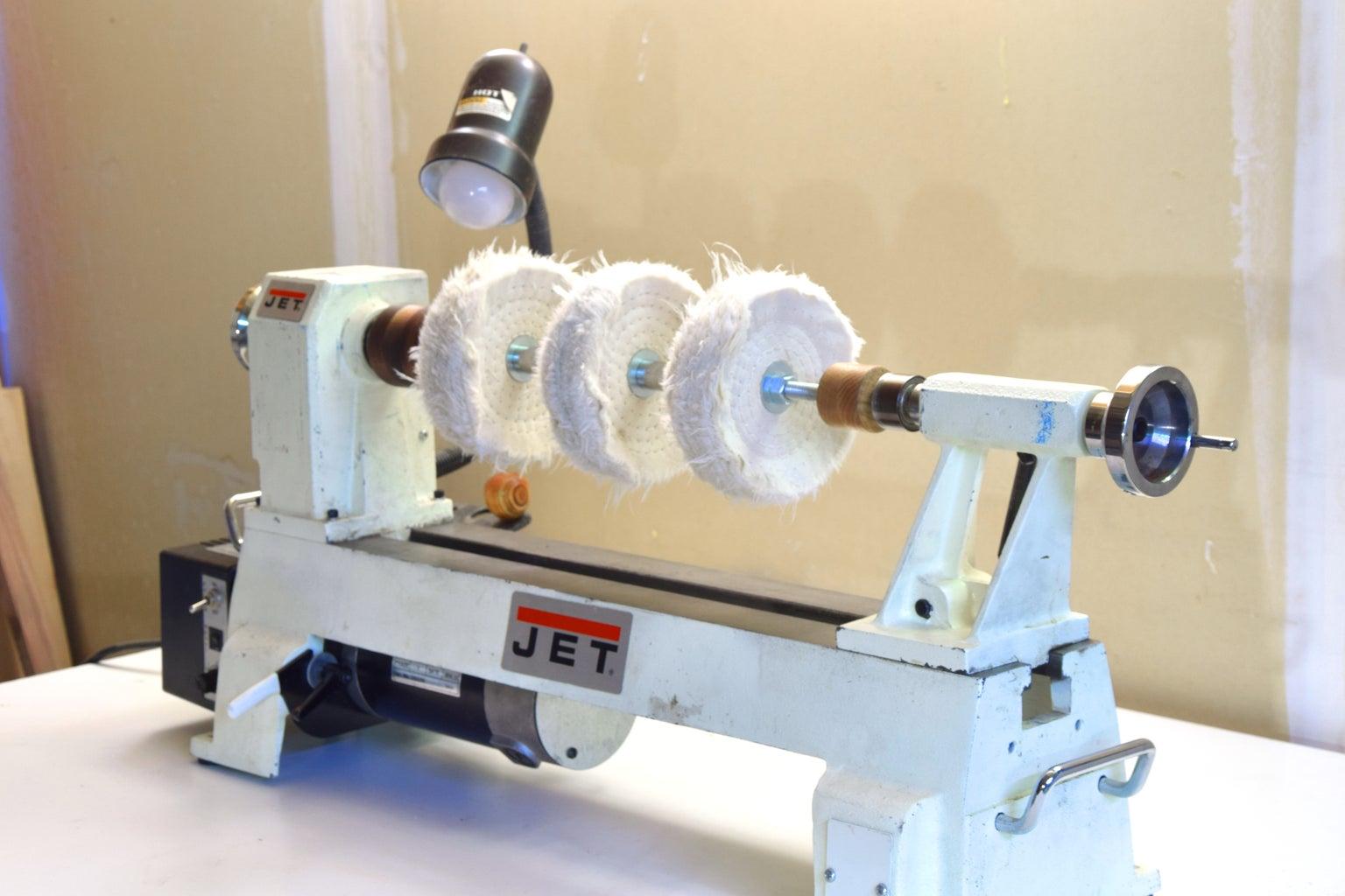 Lathe Buffing System