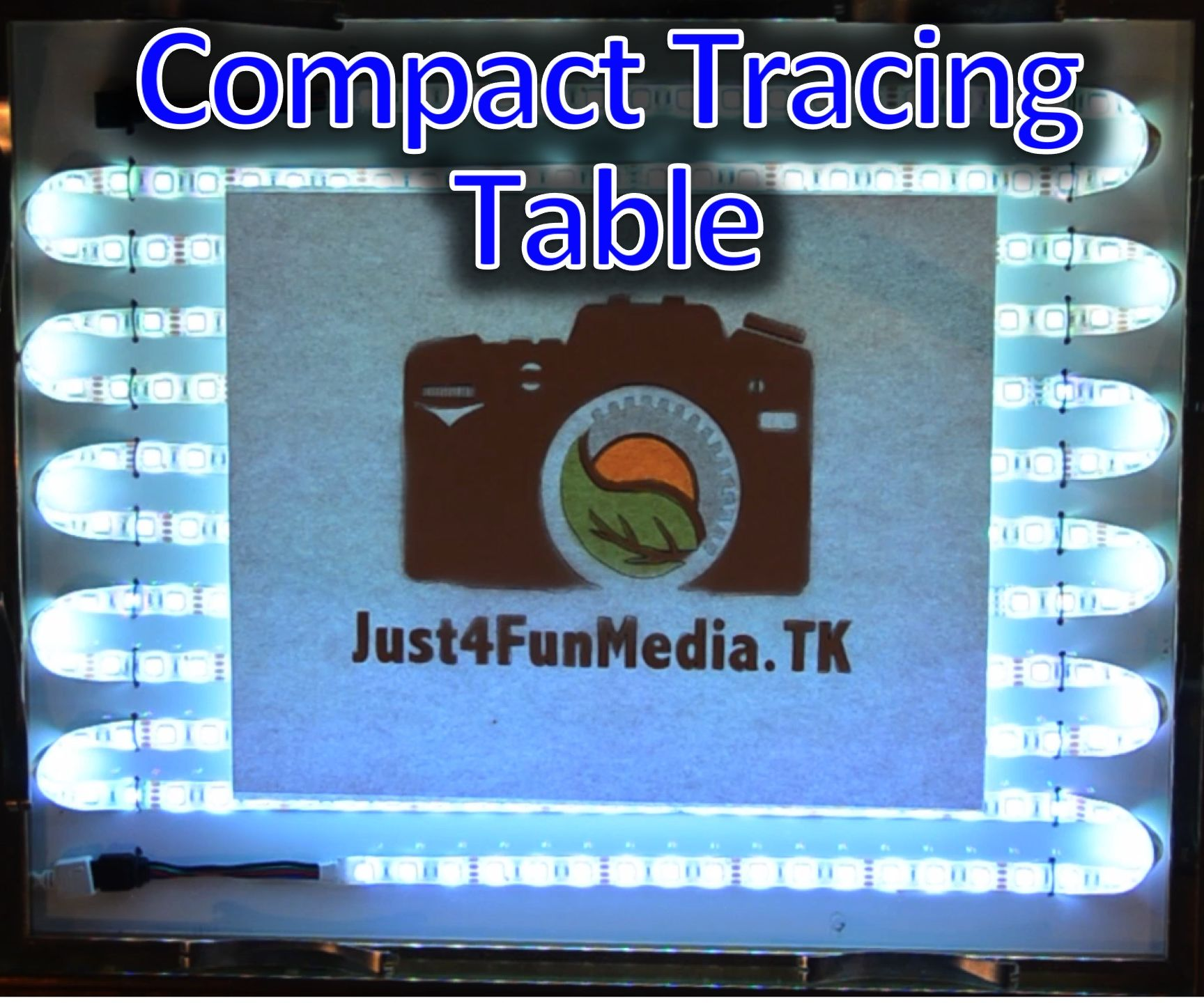 Compact Tracing Table