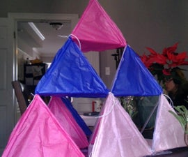 Tetrahedron Kite